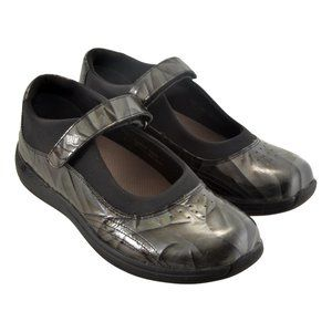Drew  Patent Leather Mary Janes